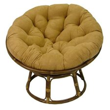 Papasan Premium Lounge Chair Cushion