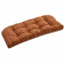 Vanya Outdoor Loveseat Cushion
