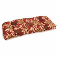 Montfleuri Outdoor Loveseat Cushion