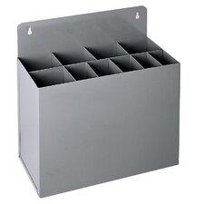 Sturdy Steel Keystock Rack