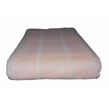 Egyptian Cotton Herringbone Throw Blanket