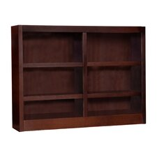 """Double Wide 36"""" Standard Bookcase"""
