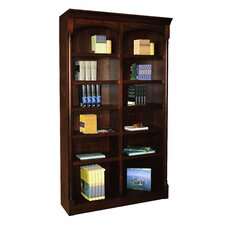 "84"" Wine Rack and Standard Bookcase"