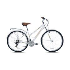 Women's 700C Northwoods Hybrid Bike