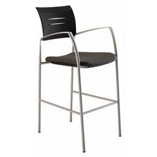 Octiv Stool with Quattro Fabric Seat