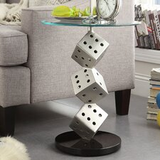 Cellier End Table