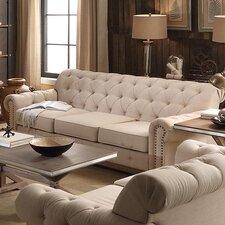 Carthusia Tufted Scroll Sofa