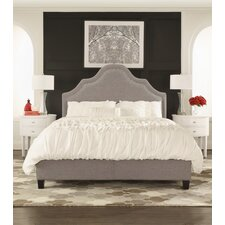 Somerby Upholstered Panel Bed