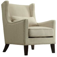 Jeannette Wingback Arm Chair