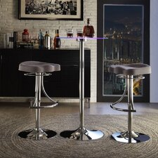 Eugenie 3 Piece Counter Height Pub Table Set