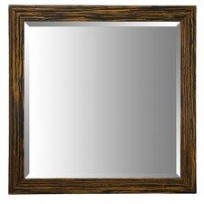 "Purus 24"" Mirror - Dark Walnut"