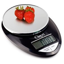 Pro 12 lbs Digital Kitchen and Food Scale