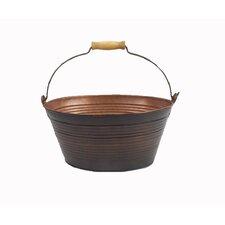 Vintage Round Pot Planter