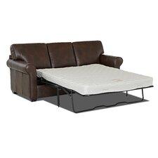 Rachel Leather Sleeper Sofa