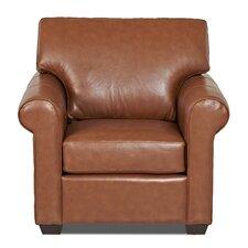 Rachel Leather Arm Chair