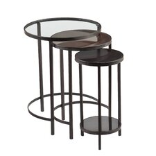 Ocelle 3 Piece Nesting Table Set