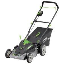 "18"" Cordless 40-Volt Electric Lawn Mower"