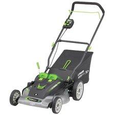 "20"" Cordless 40-Volt Electric Lawn Mower"