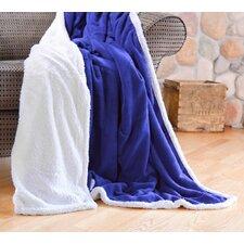 Cozy Nights Sherpa Fleece Blanket