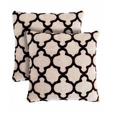 Chantilly Throw Pillow (Set of 2)