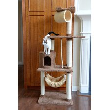 "70"" Premium Ultra-Soft Cat Tree"