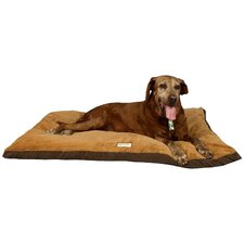 Mocha Dog Pillow