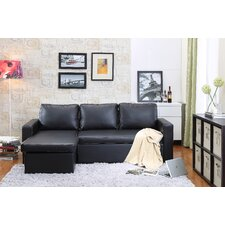 Georgetown Left Hand Facing Sectional (Set of 2)