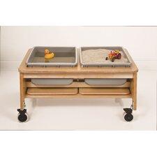 "43.5"" x 31"" Rectangular Classroom Table"
