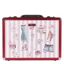 Priscilla Doll House Laptop Briefcase