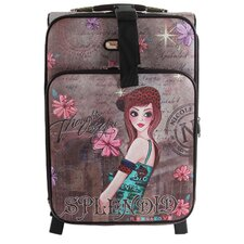 """20"""" Carry-On Suitcase"""