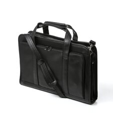 Bellino Soft Sided Leather Briefcase