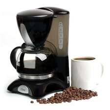 Cuisine 4 Cup Coffee Maker