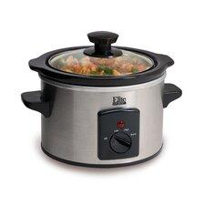 Gourmet 1.5-Quart Mini Slow Cooker
