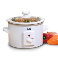 Cuisine 1.5 Qt. Mini Slow Cooker