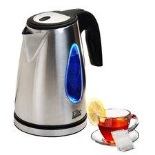 Platinum 1.8-qt. Stainless Steel Cordless Electric Tea Kettle