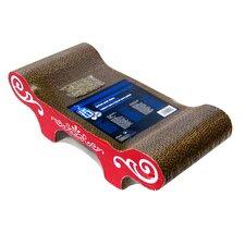 Catit Bench Cardboard Scratching Board