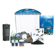 Marina 2.65 Gallon Shark Aquarium Kit