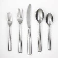 Rachel 20 Piece Flatware Set