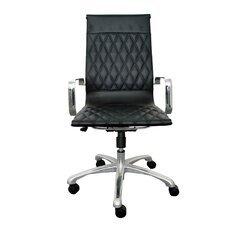 Annie High-Back Executive Chair with Arms