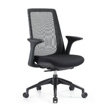 Creedence Mesh Task Chair with Adjustable Arm