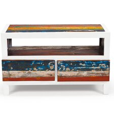 Cruise Control Reclaimed Wood TV Stand