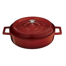 Signature Enameled Cast-Iron Braiser Oven