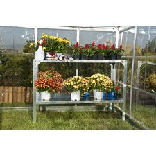 2 Level Greenhouse Potting Bench