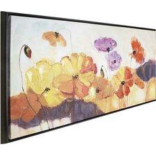 Floral Bloom by Luna Framed Painting