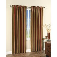 Stripe Single Curtain Panel