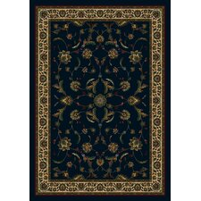 Signature Isfahan Sapphire Area Rug