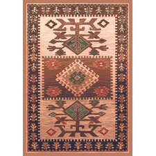 Pastiche Ahvas Brown Rug