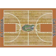 College Court Florida Gators Rug