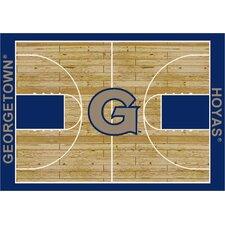 College Court Georgetown Hoyas Rug