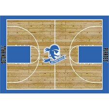 NCAA Court Seton Hall Novelty Rug